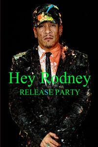 G-Stone presents Rodney Hunter  Release  Party@Babenberger Passage