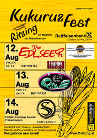 Kukuruzfest Ritzing