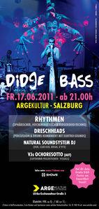 Didge & Bass - Didgeridoo Club Sounds@ARGEkultur