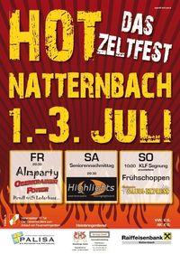 HOT - Das Zeltfest Natternbach