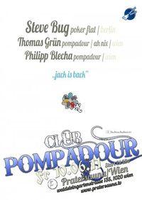 Club Pompadour with Steve Bug@Pratersauna