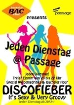 Bachelor Club - Discofever@Babenberger Passage