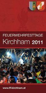 Feuerwehrfesttage Kirchham@Festzelt