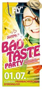 Summer Bad Taste Party