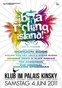 Ibiza f*ucking Island