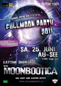 EME pres. Fullmoonparty 2011
