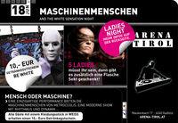 Maschinenmenschen & Ladies Night