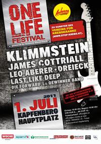 One Life Festival@Hauptplatz Kapfenberg