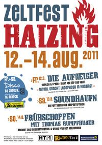Zeltfest Haizing