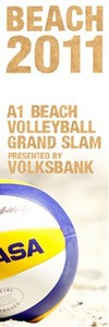 A1 Beach Volleyball Grand Slam presented by Volksbank