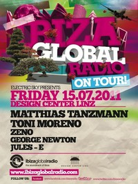 Electric Sky presents Ibiza Global Radio World Tour