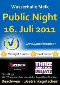 Public Night 2011