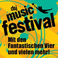 DSJ Musicfestival mit den Fantastischen Vier, Clueso & Band, Andreas Bourani, Max@Stadtplatz Burghausen