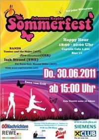ÖH Linz Sommerfest