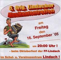 5. Lindacher Musikantentreffen@Schul- & Vereinszentrum