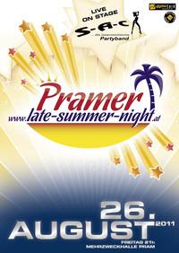 Pramer Late Summer Night 2011