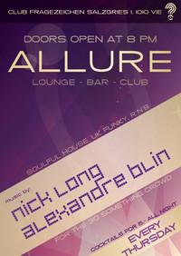 Allure @Club Fragezeichen
