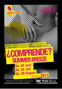 Comprende? Summer Breeze Part. 2