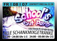 School Out Party@Excalibur