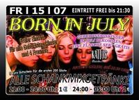 Born in July@Excalibur