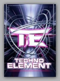"""Technoelement - Electronic Brakfast or """"the bombastic wake up show on sunday morning"""""""