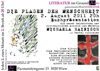 Literatur im Ground Xiro@Xi Cafe & Bar