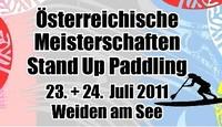 Österreichische Meisterschaften Stand Up Paddling@Weiden am See