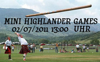 Mini Highland Games@Pfalzen