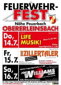 Zeltfest Obererleinsbach