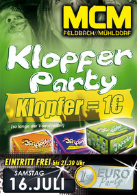 Klopfer-Party!