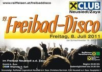 Freibad-Disco
