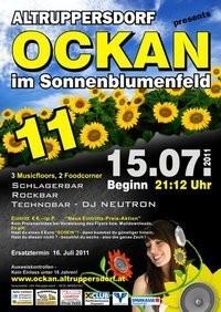 OCKAN - Das Sonnenblumenevent@Sonnenblumenfeld
