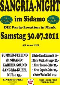 Sangria-Night im Sidamo