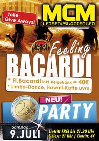 Feeling Bacardi
