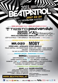 Beatpatrol 2011@VAZ St.Pölten
