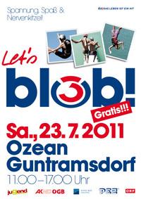 Ö3 Blobbing - VERSCHOBEN AUF 15.08.2011@Ozean Badeteich Guntramsdorf