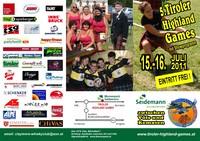 5. Tiroler Highland Games@Blumenpark Seidemann