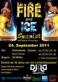 Fire and Ice Party@Eislaufplatz