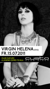Club Culture w/ Virgin Helena@CUSTO :: Club Disco