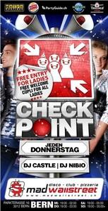 Check Point@CU-Club ( Bern )