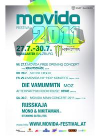 Movida Festival Opening