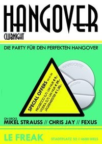 Hangover Clubnight