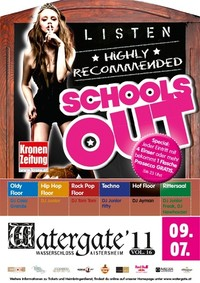 Schools Out Watergate