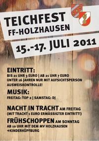 Teichfest Holzhausen
