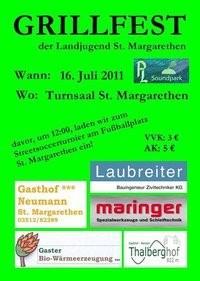 Grillfest der LJ St.Margarethen@St.Margarethen