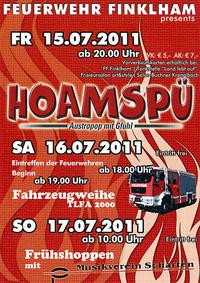Feuerwehr Finklham presents Hoamspü@Finklham