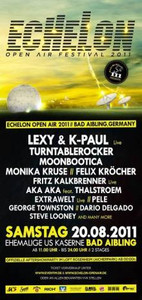 Echelon - Open Air Festival 2011@B&O Parkgelände