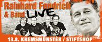 Rainhard Fendrich & Band Live