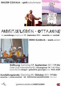 Arbeit[s]leben - otta.kring@Cafe Club International C.I.