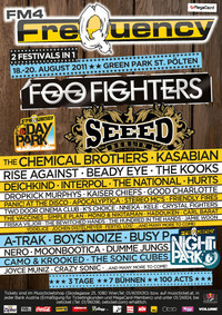FREQUENCY 2011